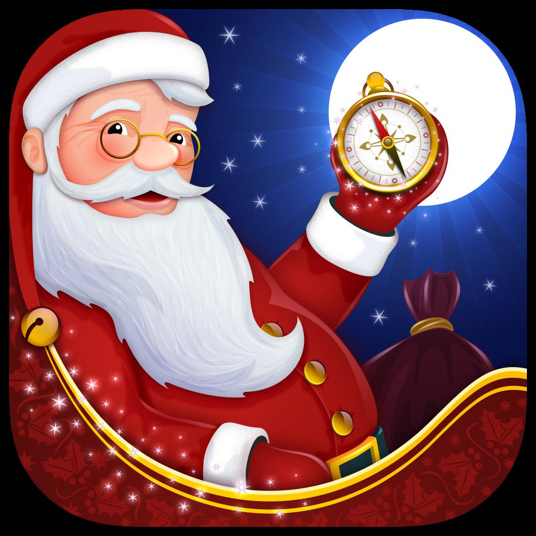 Santa Video Call and Tracker